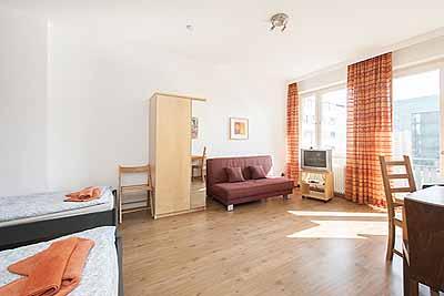appartement city11 raumansicht