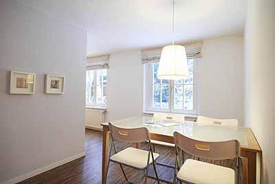 appartement flott essbereich