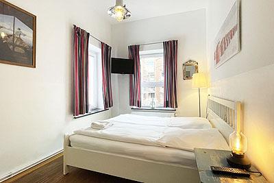appartement koje doppelbett