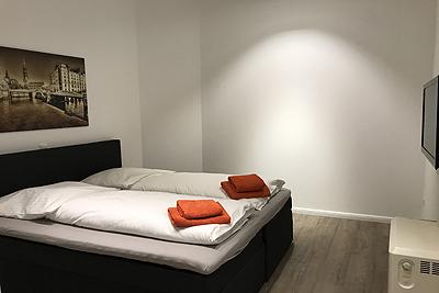 appartement 8erdeck viertes doppelzimmer boxspring doppelbett
