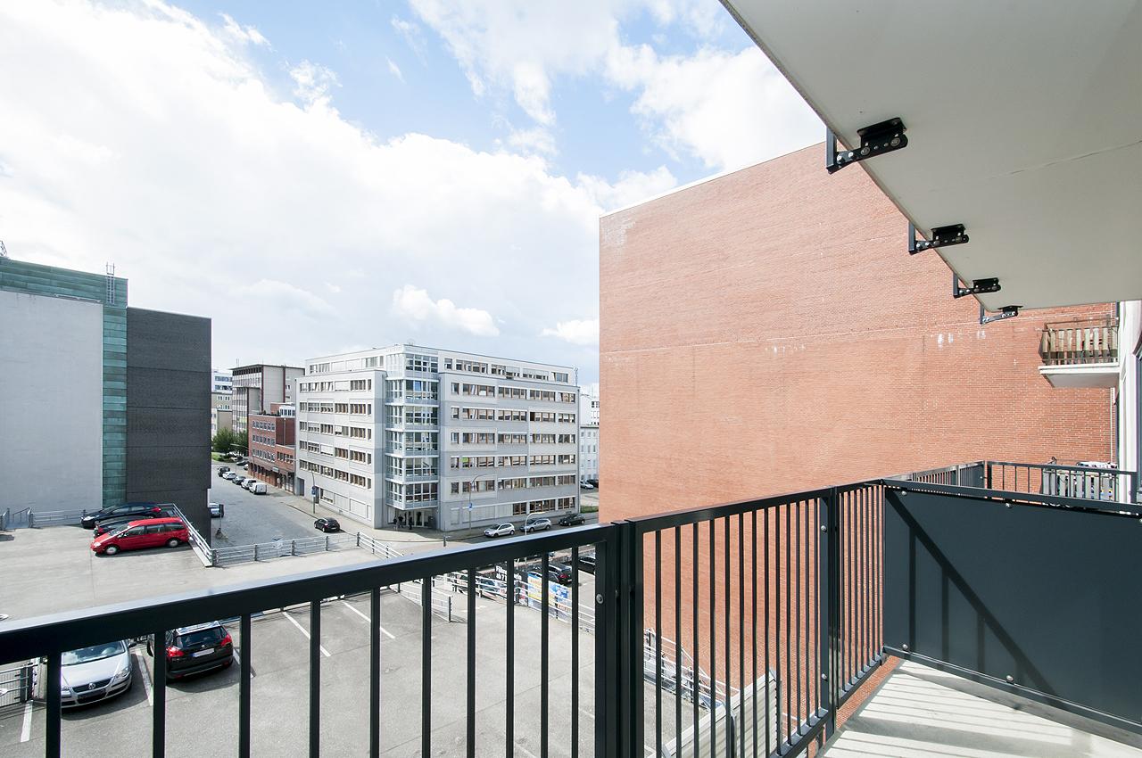 Balkon Klein Appartement : Appartement city13 zentrum nähe hauptbahnhof agentur am fischmarkt