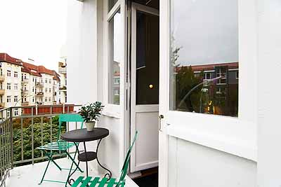 appartement pastor balkon