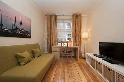 appartement rehhoff wohnbereich tv couch